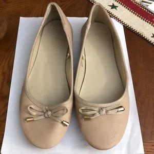 Bow Tie Ballet Flats